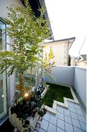 屋上緑化・壁面緑化