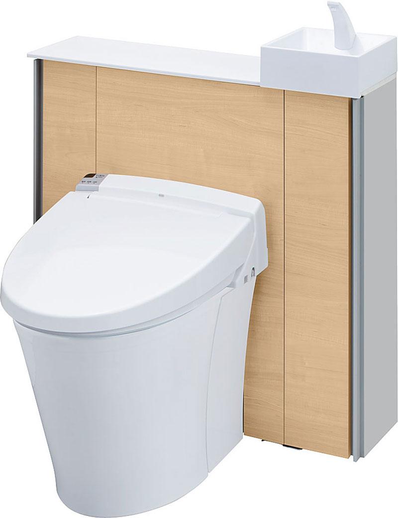 キャビネット付トイレ リフォレ