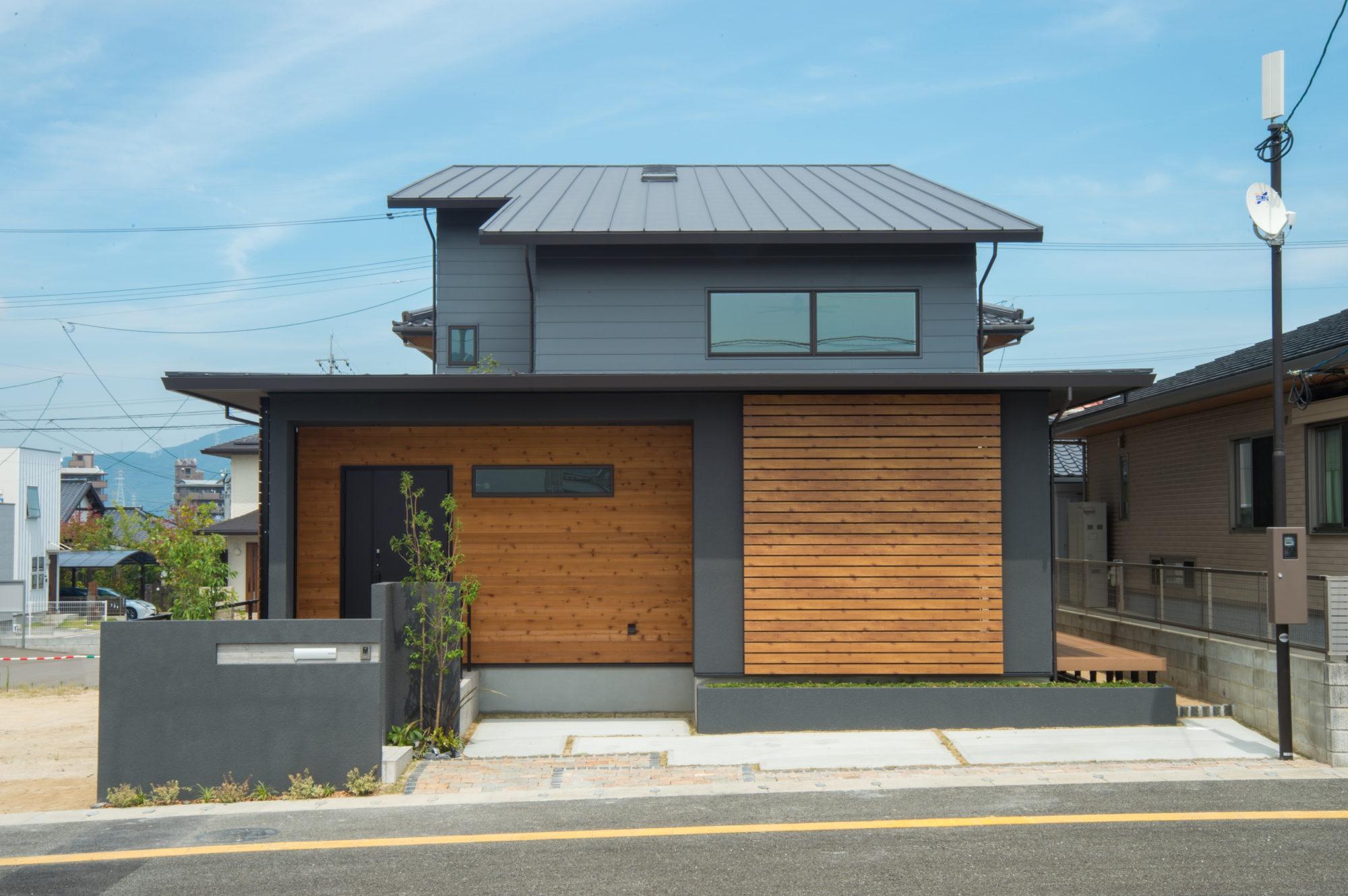 """新モデルハウス""""てまひまの家"""""""