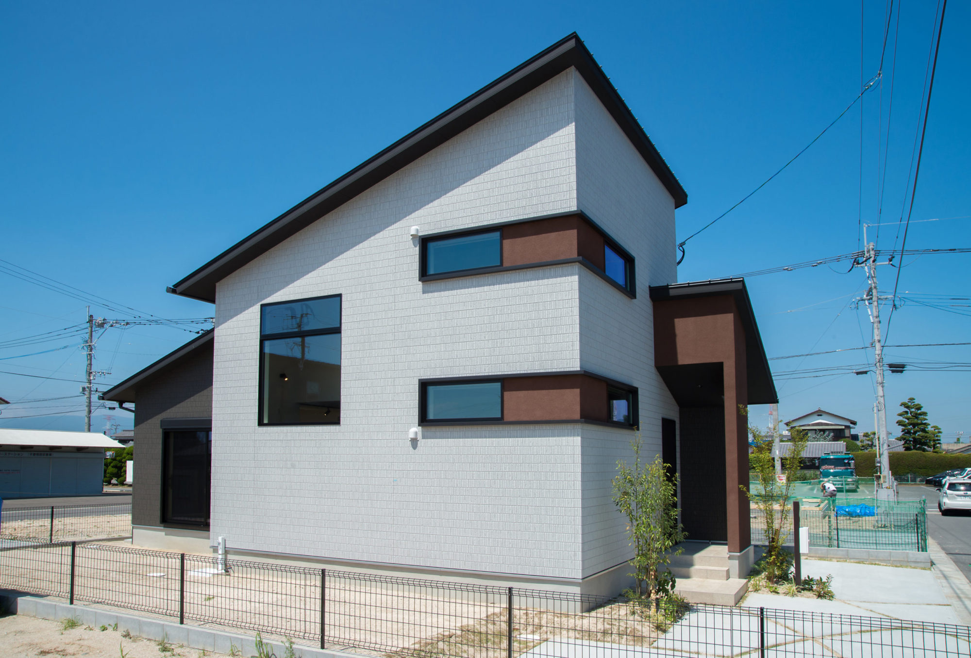【東小田Ⅰ】朝倉郡筑前町 NO.2 CONCEPT HOUSE