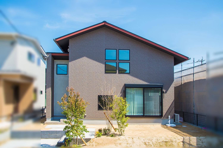 【東小田Ⅱ】朝倉郡筑前町 NO.5 CONCEPT HOUSE