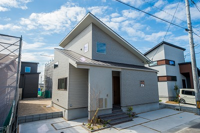 【東小田Ⅰ】朝倉郡筑前町 NO.3 CONCEPT HOUSE