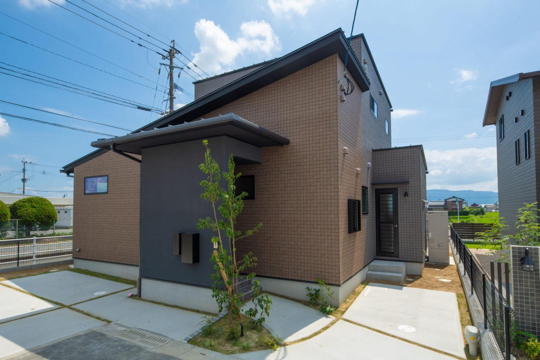 【大刀洗】三井郡大刀洗町 NO.13 CONCEPT HOUSE